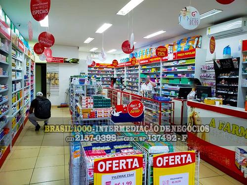 Drogaria, Centro, São Paulo, Sp. (cod. 6427)