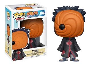 Funko Pop Tobi #184 De Naruto Regalosleon