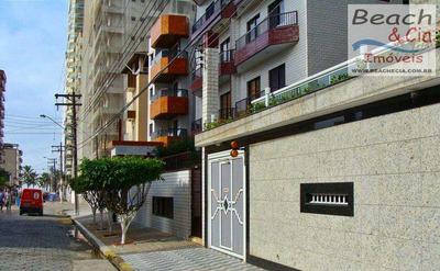 2 Dorms Suíte, Sacada Gourmet, Ocian Praia Grande, Ap00608