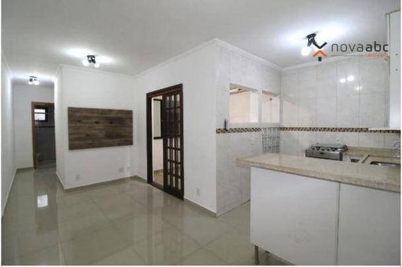 Apartamento Com 2 Dormitórios À Venda, 51 M² Por R$ 235.000 - Vila Pires - Santo André/sp - Ap1115