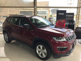 Jeep Compass Nueva Linea 2017 0 Km 4x4