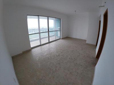 Apartamento Com 4 Dormitórios À Venda, 117 M² Por R$ 600.000 - Ponta Negra - Manaus/am - Ap0485