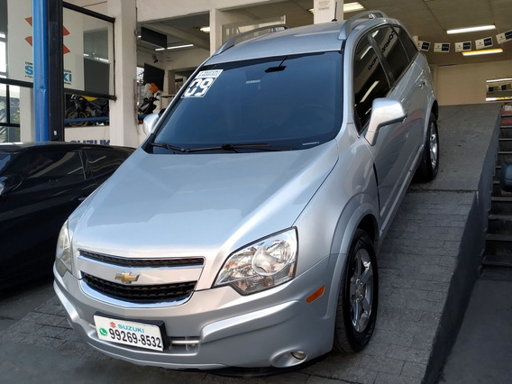 Chevrolet Captiva 3.6 Sfi Fwd V6 24v 4p Aut 2009