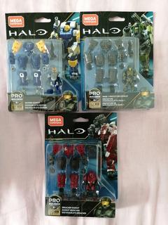 Mega Construx Halo Exo Suits