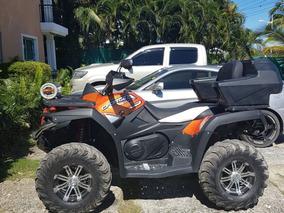 Motor Cf Moto Cforce 550 2 Plazas Casi Nuevo