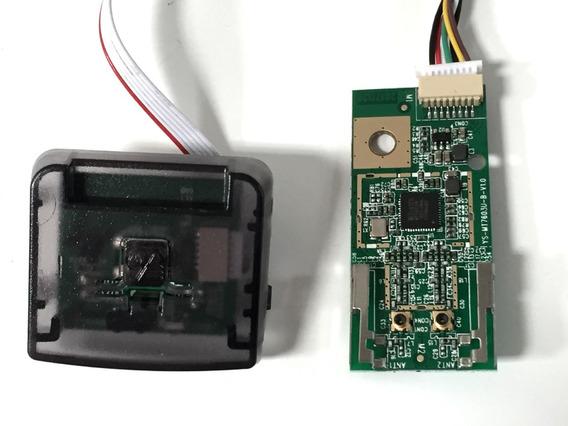 Placa Wi-fi E Sensor Remoto Tv Philco Ptv32g50sn Original