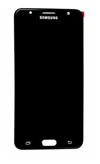 Peça ( Tela) Completa Samsung J7 Prime Preto Original