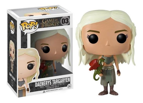 Funko Pop 03 Daenerys Targaryen Game Of Thrones