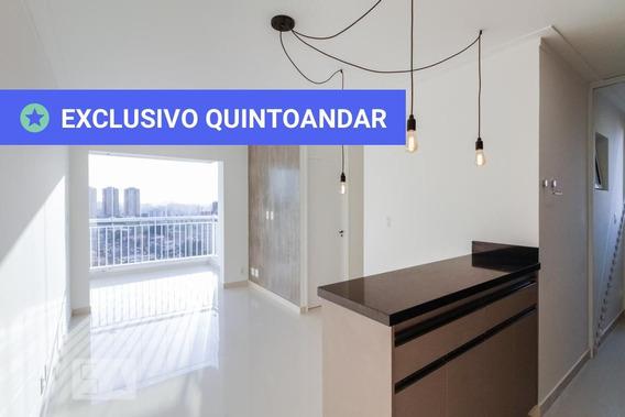 Apartamento No 9º Andar Com 2 Dormitórios E 2 Garagens - Id: 892960844 - 260844