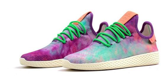adidas Originals Pharrell Williams Hu Holi Tenis Casuales 27