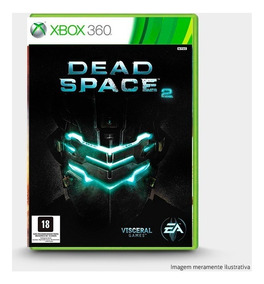 Dead Space 2 - Original Xbox 360 Novo