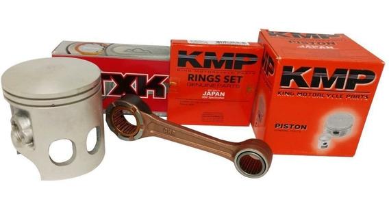 Kit Biela Txk Pistão Anéis Kmp Dt 180 0.50 1.00 1.75 2.0mm