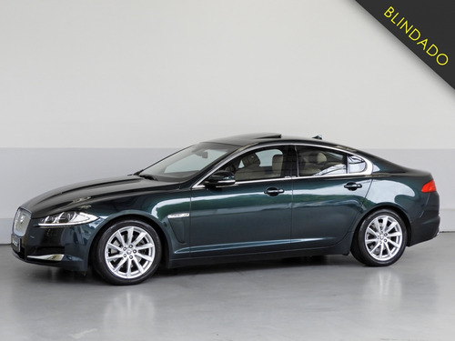 Jaguar Xf Premium Luxury 2.0 Turbo 4p Automático