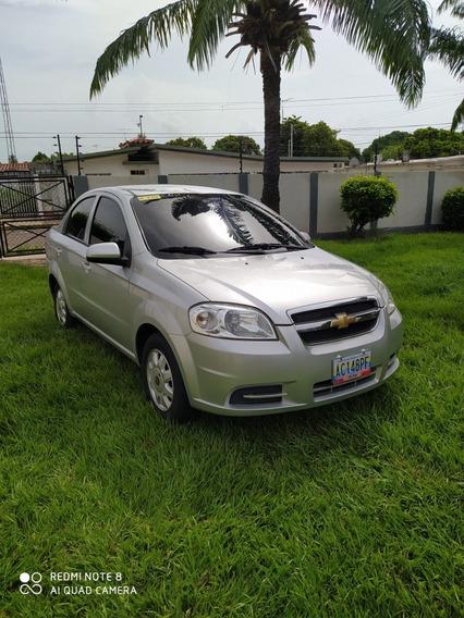 Chevrolet Aveo Automático Lt