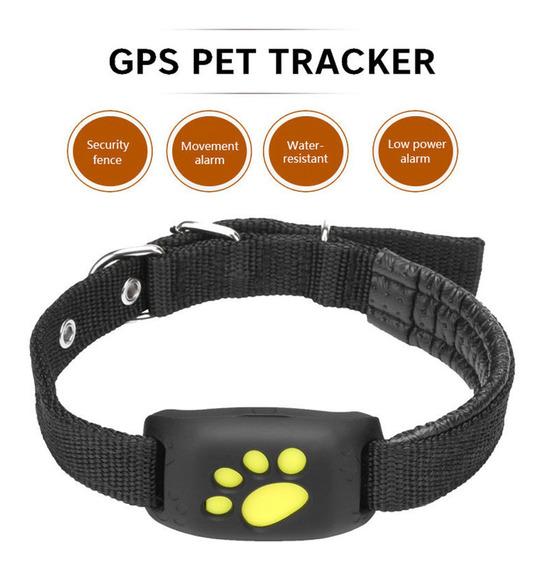Bonito Leve Gps Cão Gato Pet Rastreador Em Tempo Real Gsm/g
