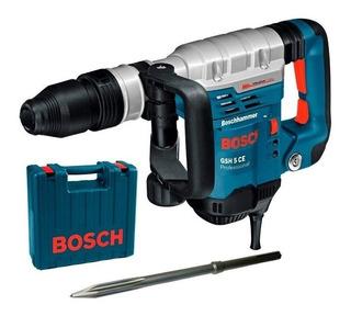 Martillo Demoledor Bosch Gsh 5ce Sds Max Aleman 8.3j Maletin
