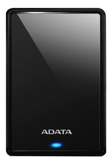 Disco rígido externo Adata AHV620S-1TU3 1TB preto
