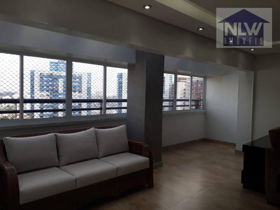 Apartamento Residencial À Venda, Jardim Colombo, São Paulo. - Ap0782