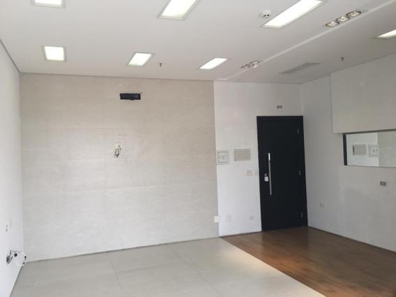 Sala Comercial The Office 34m Pronta São Caetano Do Sul