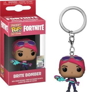 Funko Pop! Keychain: Fornite - Brite Bomber (36969)