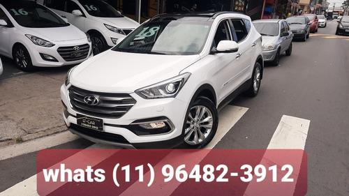 Hyundai Santa Fe -2017/2018 3.3 Mpfi 4x4 7 Lugares V6 270cv