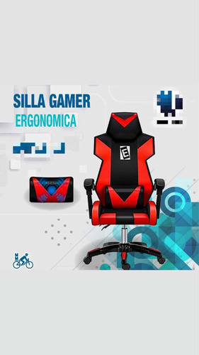 Silla Gamer Eledo Reclinable