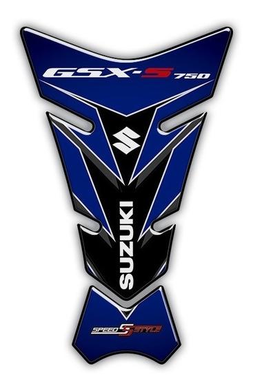 Kit Gsx S750 2018 Adesivo Suzuki Gsx S750 2018