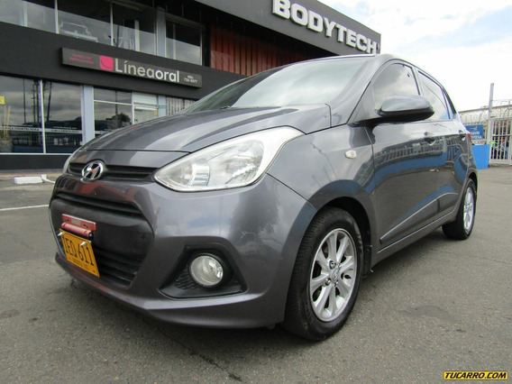 Hyundai Grand I10 Iilusión