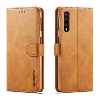 Capa Carteira Flip Samsung Galaxy A7 2018 A750 6.0 Premium