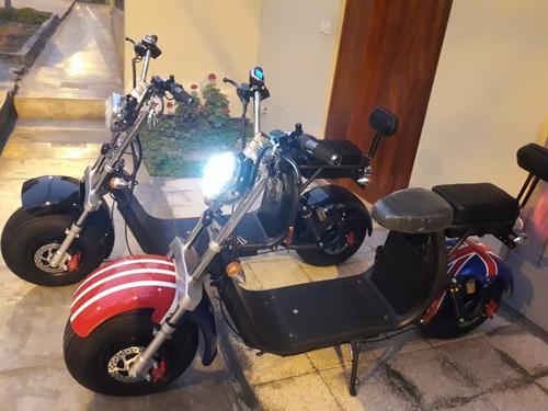 Imagen 1 de 8 de Motos Electricas Citycoco Harley Motor 2000w 50km/h Año 2021