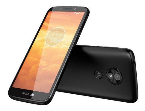 Celular E5 Play Negro 5.3 Qcore 1gb+16gb Motorola Novogar