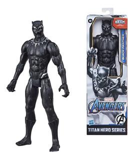 Black Panther Avengers Blast Gear 30cm Hasbro Titan Hero