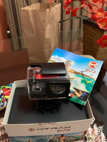 X-trax Evo Câmera E Filmadora Digital