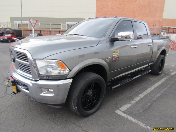 Dodge Ram Laramie Long Horn 2500