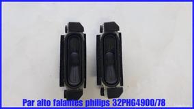 Alto Falantes Philips Semi Novos 32phg4900/78