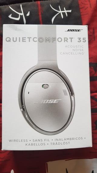 Fone De Ouvido Bluetooth Wireless Bose Quietcomfort 35