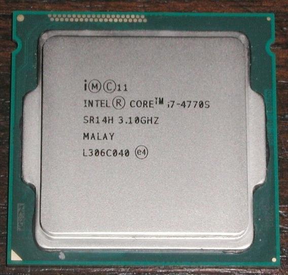 I7 4770s Turbo 3.9ghz 1150 Melhor Q 4785t 4765t I5 4690 4670