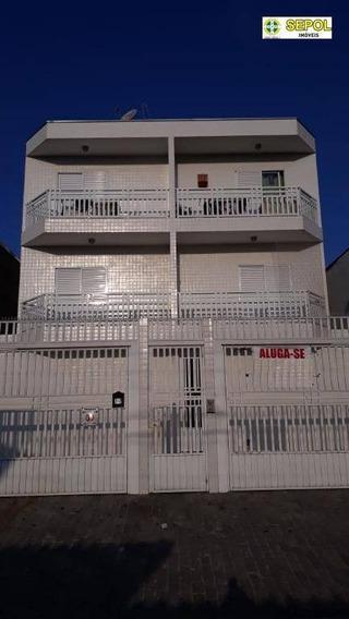 Kitnet Com 1 Dormitório Para Alugar, 40 M² Por R$ 630,00/mês - Jardim São Gabriel - São Paulo/sp - Kn0002