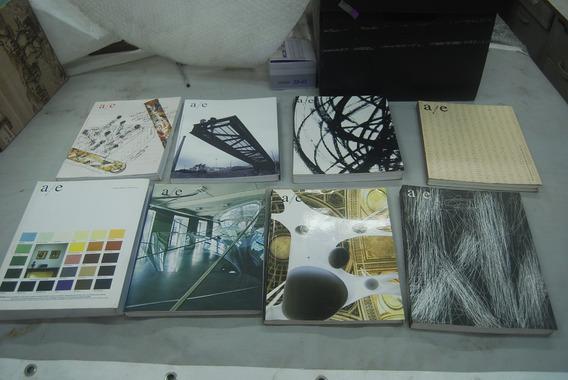 Coleção Revistas Arte & Ensaio Da Ufrj 8 Revistas