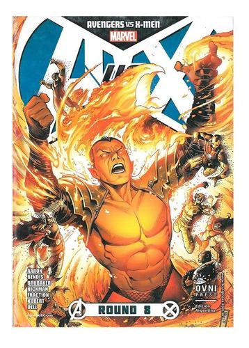 Imagen 1 de 1 de Avengers Vs Xmen #8 - Ovni Press - Adam Kubert - Bendis