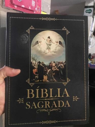 Imagem 1 de 8 de Bíblia Sagrada Luxo