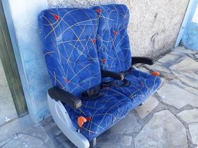 46 Bancos Poltronas Bancada Completa Onibus Busscar Hi / Lo