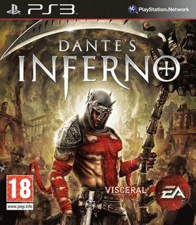 Dantes Inferno Dante S Ps3