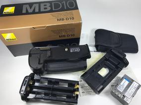 Gripe Mb-d10 Nikon 100% Original D300 D300s D700 +brinde Bat