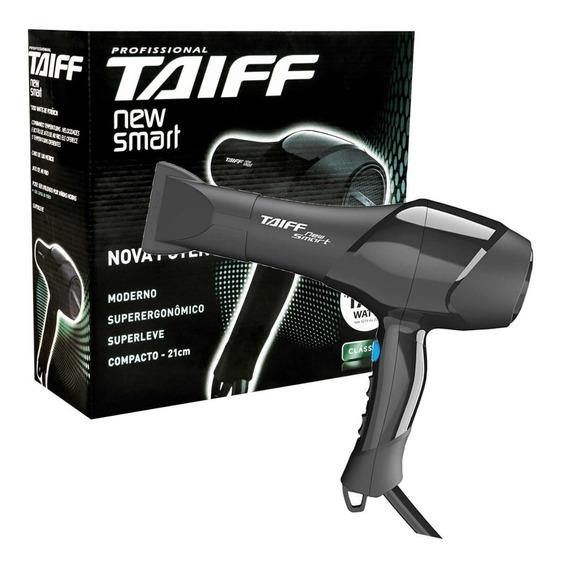 Secador De Cabelo Profissional Taiff 1700w New Smart