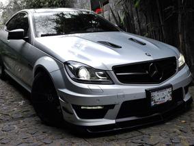Mercedes-benz Clase C63 Amg Coupe Mt 2012. 6.3