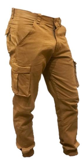 Pantalón Cargo Elastizado Gaucho