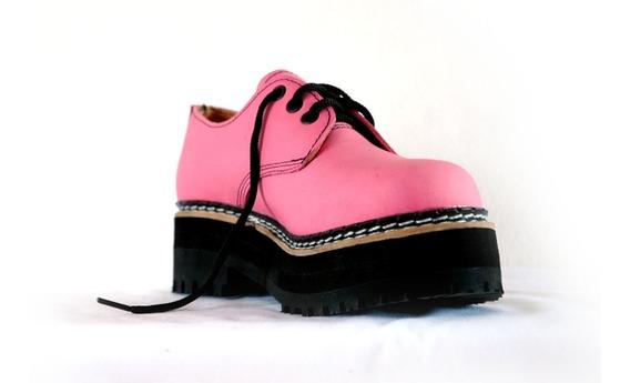 Zapatos Dirty Boots Base Triple 34 Al 37