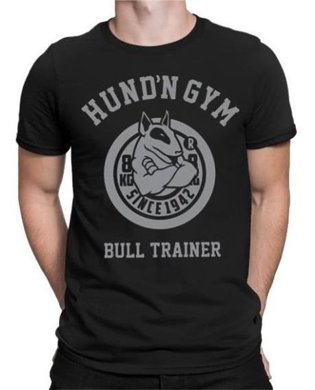 Remera Bull Terrier Hf ® (1) Original 100% Serigrafia