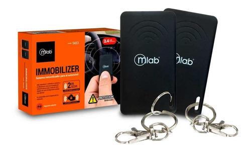 Imagen 1 de 2 de Inmovilizador Para Auto Antirrobo Antiportonazo Mlab